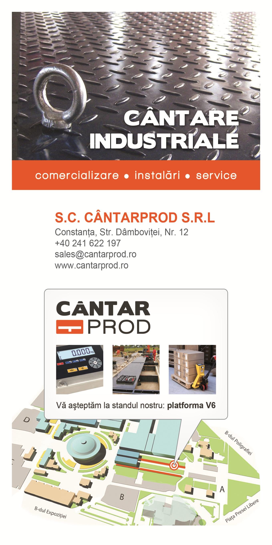 Cantarprod la IndAgra 2011