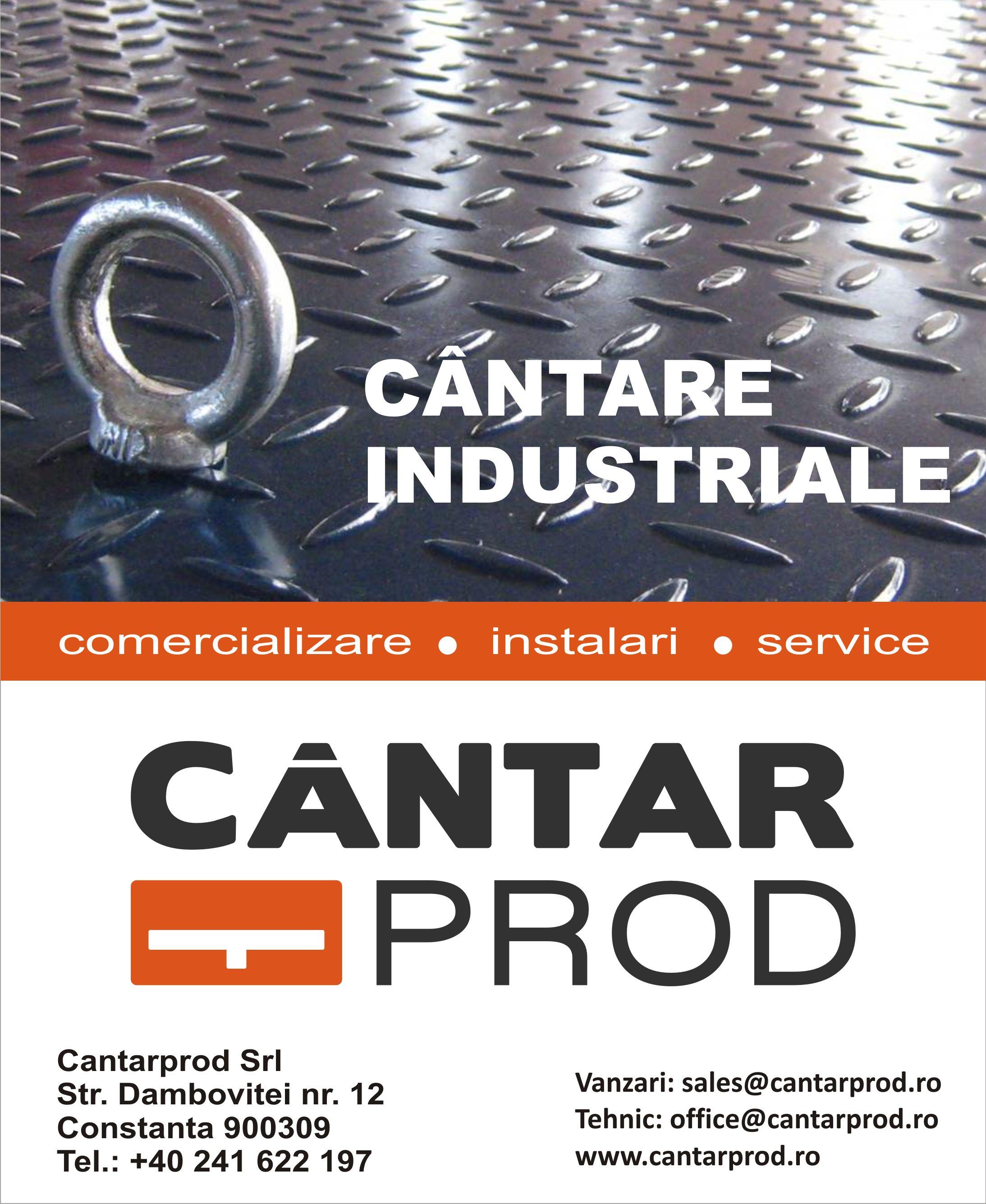 Lansare noul website CANTARPROD